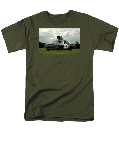The Bluesmobile Men's T-Shirt  (Regular Fit) by Tim McCullough