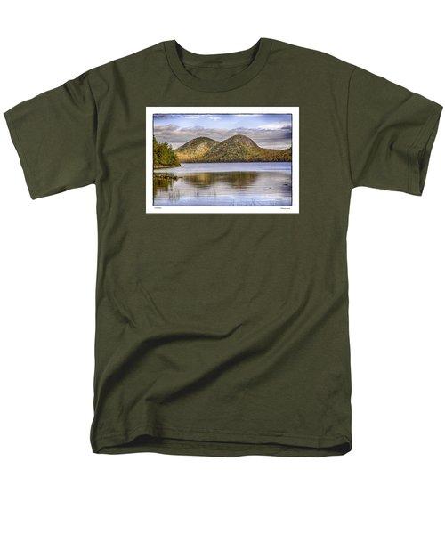 The Bubbles Men's T-Shirt  (Regular Fit) by R Thomas Berner