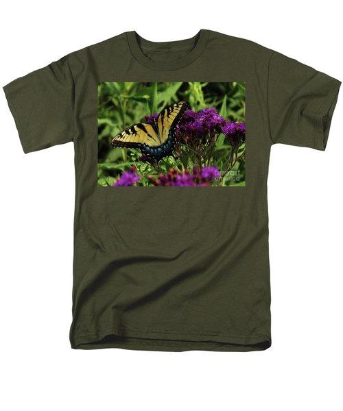 The Butterfly Buffet Men's T-Shirt  (Regular Fit) by J L Zarek