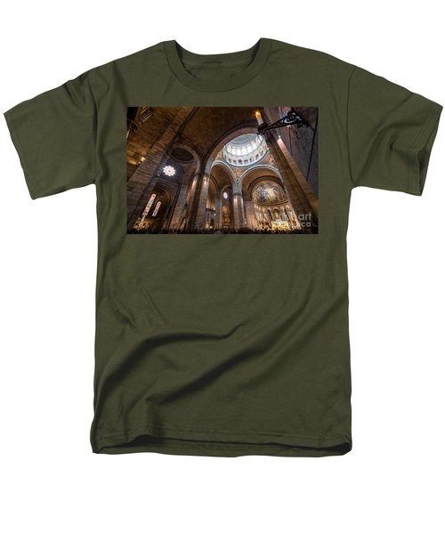 The Candle Men's T-Shirt  (Regular Fit) by Giuseppe Torre
