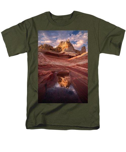 The Capital Men's T-Shirt  (Regular Fit) by Bjorn Burton
