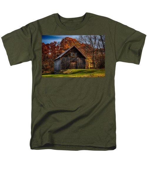 The Chester Farm Men's T-Shirt  (Regular Fit) by Tricia Marchlik