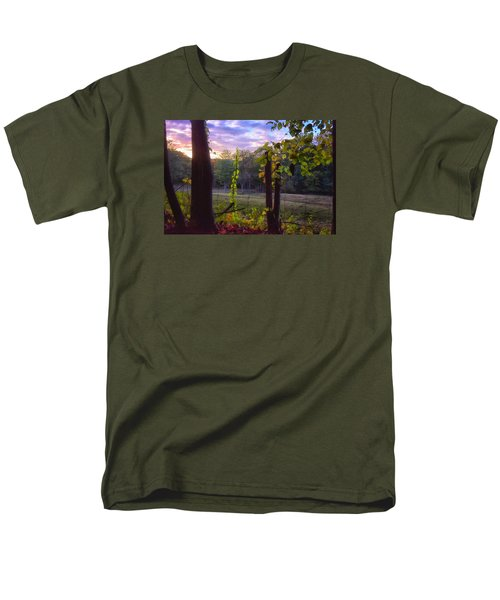 The End Of The Day Men's T-Shirt  (Regular Fit) by Tricia Marchlik