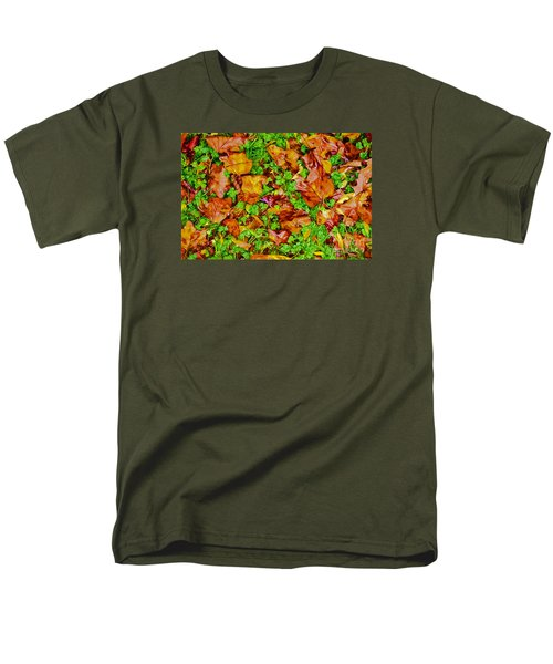The Fall Of Summer II Men's T-Shirt  (Regular Fit) by Dan Carmichael