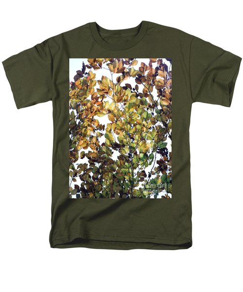 The Fall Men's T-Shirt  (Regular Fit) by Rebecca Harman