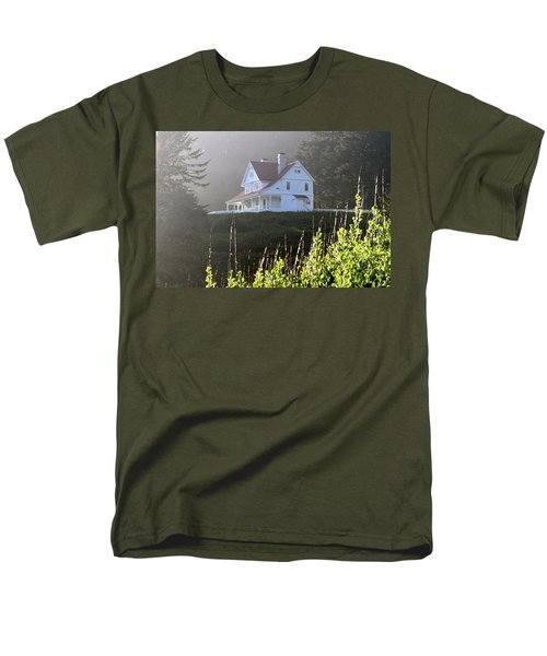 The Keepers House 2 Men's T-Shirt  (Regular Fit) by Laddie Halupa
