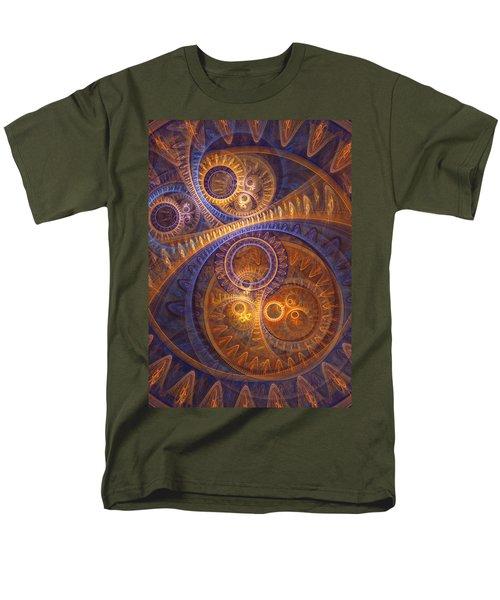 The Kinetic Design Men's T-Shirt  (Regular Fit) by Martin Capek