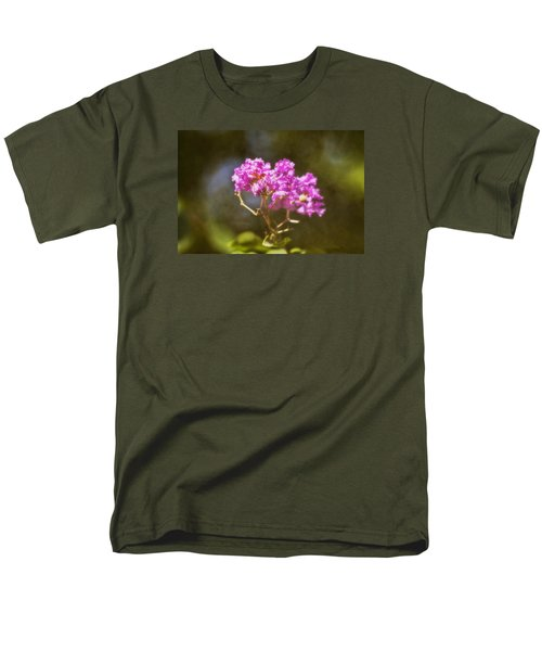 Men's T-Shirt  (Regular Fit) featuring the photograph The Last Of Summer by Joan Bertucci