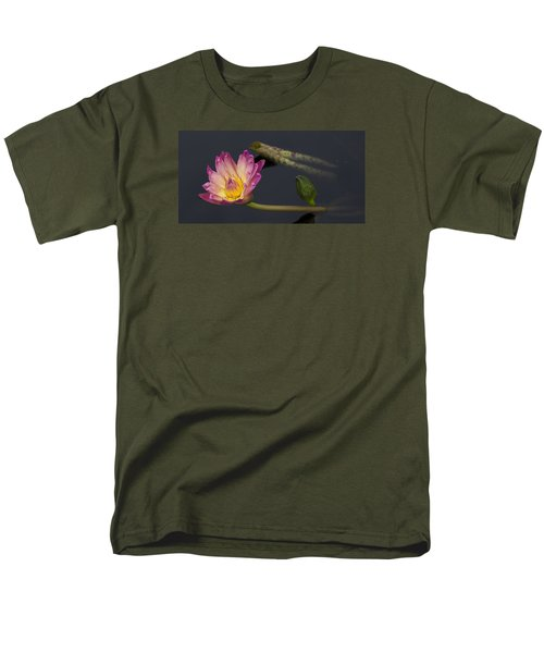 The Light From Within Men's T-Shirt  (Regular Fit) by Sean Allen