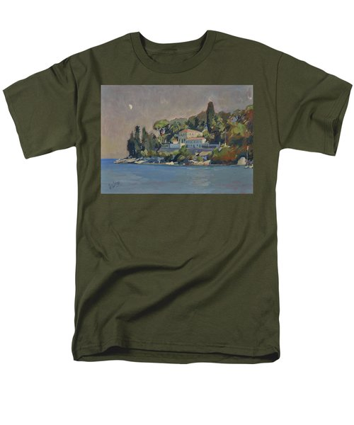 The Mansion House Paxos Men's T-Shirt  (Regular Fit) by Nop Briex