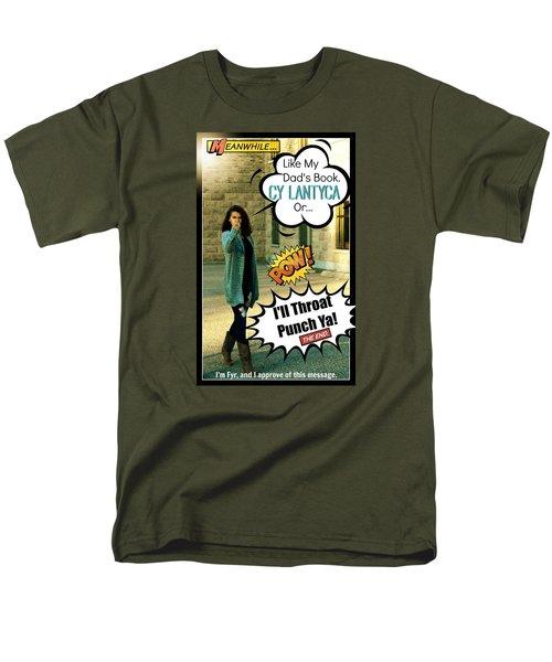 The Message Men's T-Shirt  (Regular Fit)