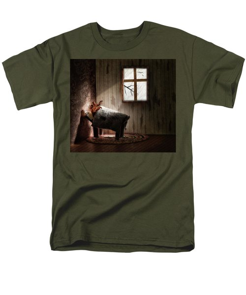 Men's T-Shirt  (Regular Fit) featuring the photograph The Metamorphosis Redux by Mark Fuller