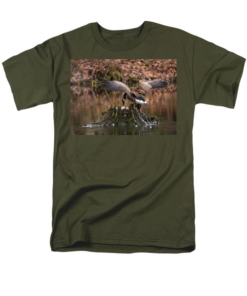 The Nest Men's T-Shirt  (Regular Fit)