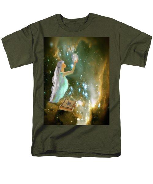 The Offering 1 Men's T-Shirt  (Regular Fit) by Julie Grace