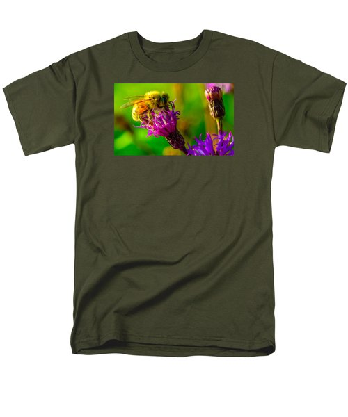 The Pollinator 2 Men's T-Shirt  (Regular Fit) by Brian Stevens