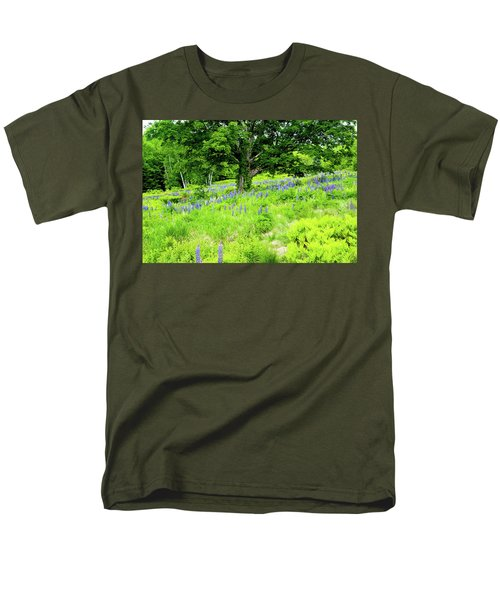 Men's T-Shirt  (Regular Fit) featuring the photograph The Protector by Greg Fortier