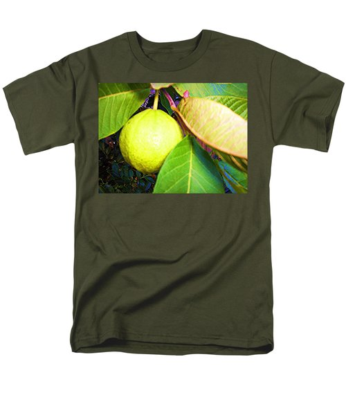 The Rose Apple Men's T-Shirt  (Regular Fit)