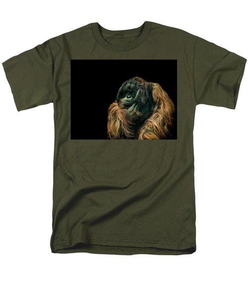 The Sceptic Men's T-Shirt  (Regular Fit) by Paul Neville