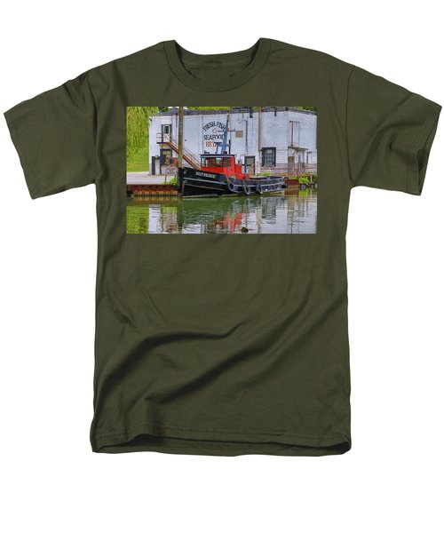 The Silt-prince Men's T-Shirt  (Regular Fit) by Gary Hall