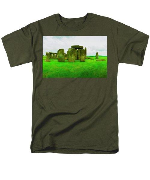The Stones Men's T-Shirt  (Regular Fit) by Jan W Faul