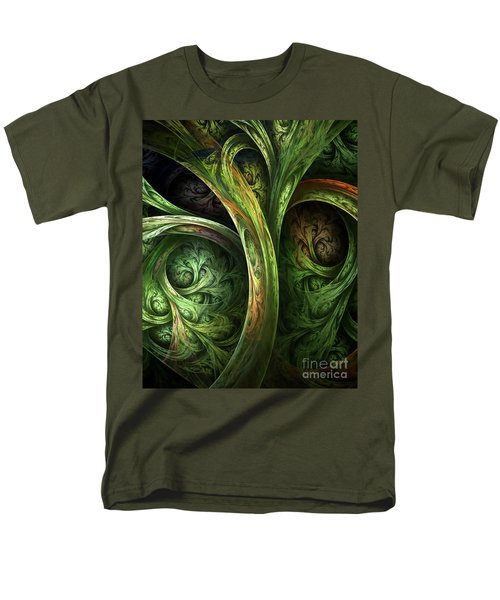 The Tree Of Life Men's T-Shirt  (Regular Fit) by Olga Hamilton