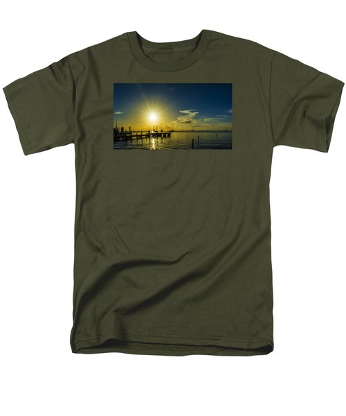 The View Men's T-Shirt  (Regular Fit) by Kevin Cable