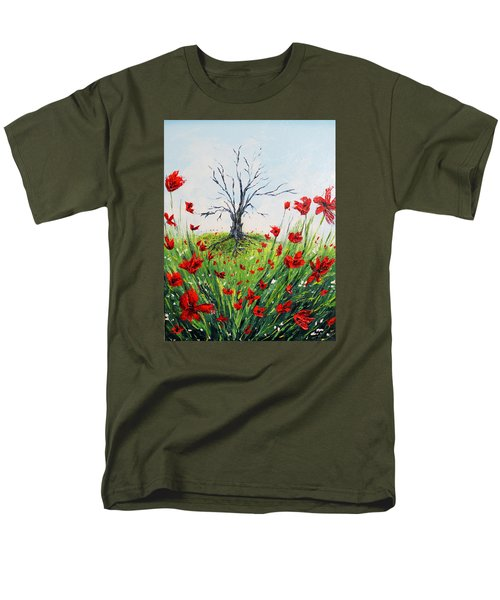 The Warrior Men's T-Shirt  (Regular Fit) by Meaghan Troup