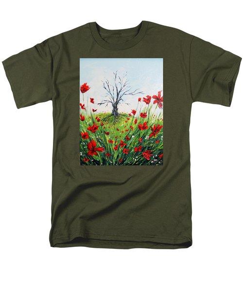 The Warrior Men's T-Shirt  (Regular Fit)