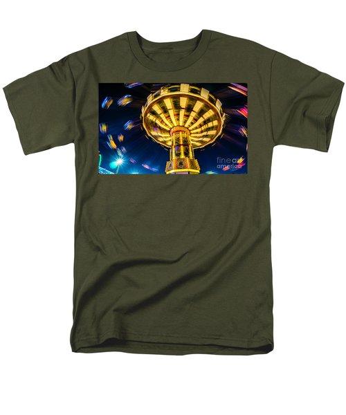 The Wheel Men's T-Shirt  (Regular Fit) by David Smith