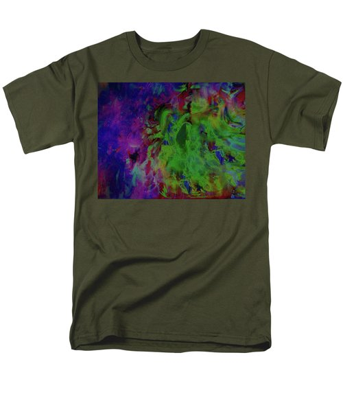The Wind Men's T-Shirt  (Regular Fit) by Kelly Turner