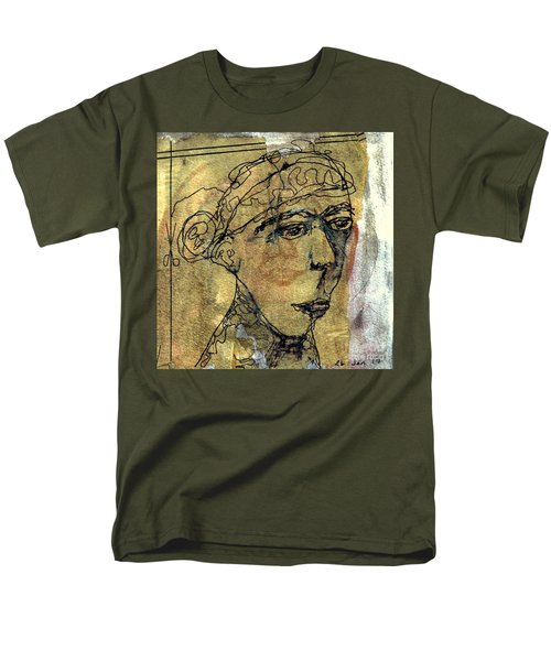 Thelma Men's T-Shirt  (Regular Fit) by A K Dayton