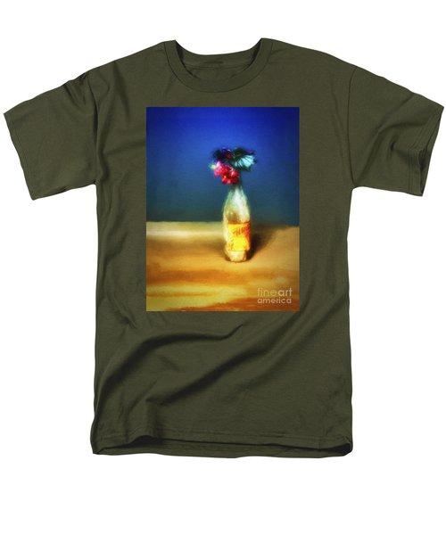 Men's T-Shirt  (Regular Fit) featuring the photograph Thrill No. 2  ... by Chuck Caramella