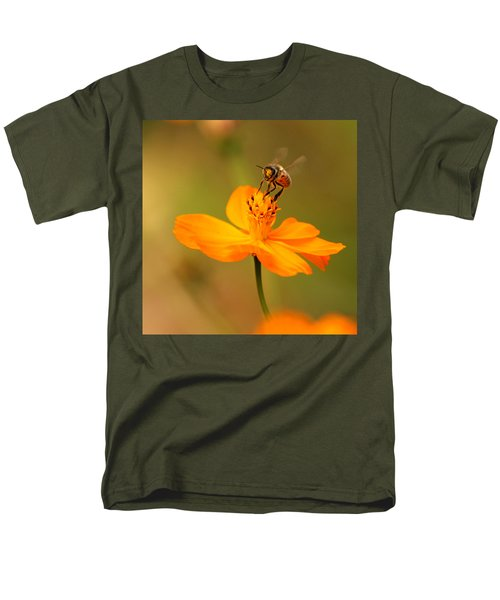 Men's T-Shirt  (Regular Fit) featuring the photograph Tiny Dancer by Marion Cullen