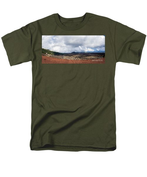 To The East Side Men's T-Shirt  (Regular Fit)