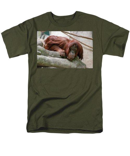 Tolerating Patience Men's T-Shirt  (Regular Fit)