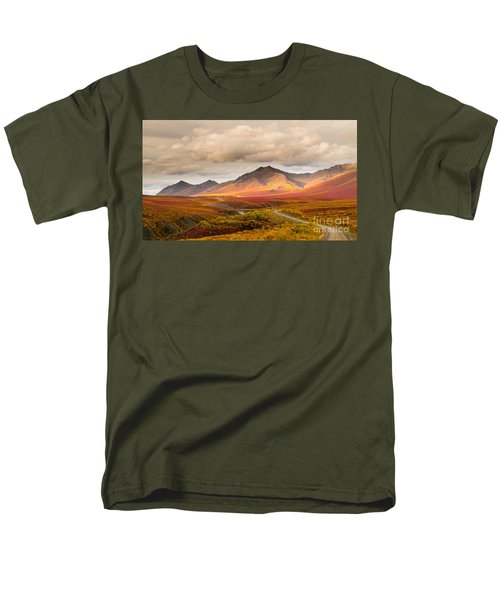 Tombstone Territorial Park Yukon Men's T-Shirt  (Regular Fit) by Rod Jellison