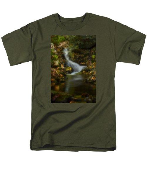 Men's T-Shirt  (Regular Fit) featuring the photograph Tranquility by Ellen Heaverlo