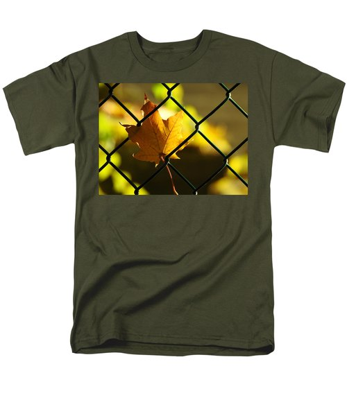 Trapped Men's T-Shirt  (Regular Fit) by Betty-Anne McDonald