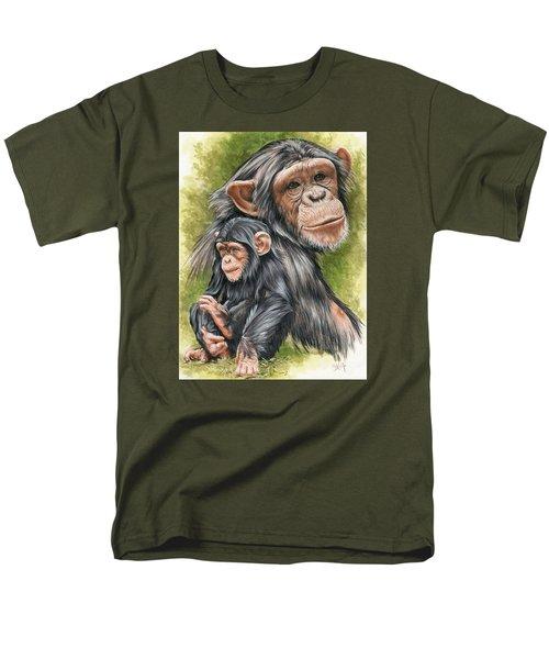 Men's T-Shirt  (Regular Fit) featuring the mixed media Treasure by Barbara Keith