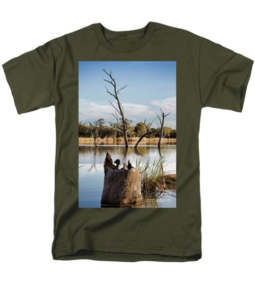 Men's T-Shirt  (Regular Fit) featuring the photograph Tree Image by Douglas Barnard