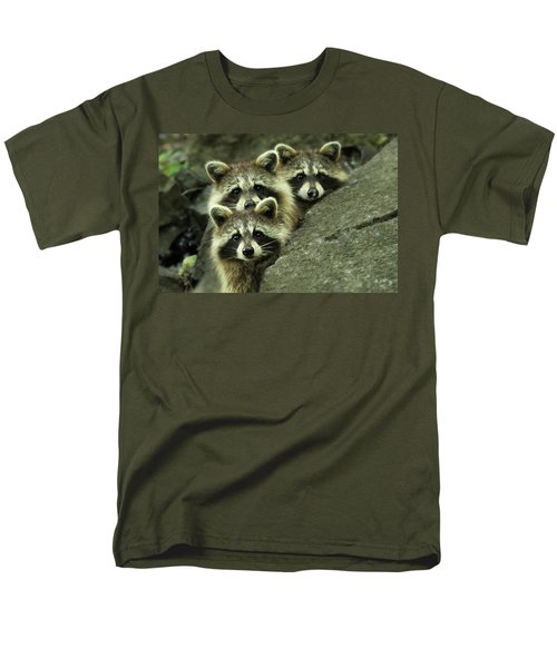 Tres Banditos Men's T-Shirt  (Regular Fit) by Mircea Costina Photography