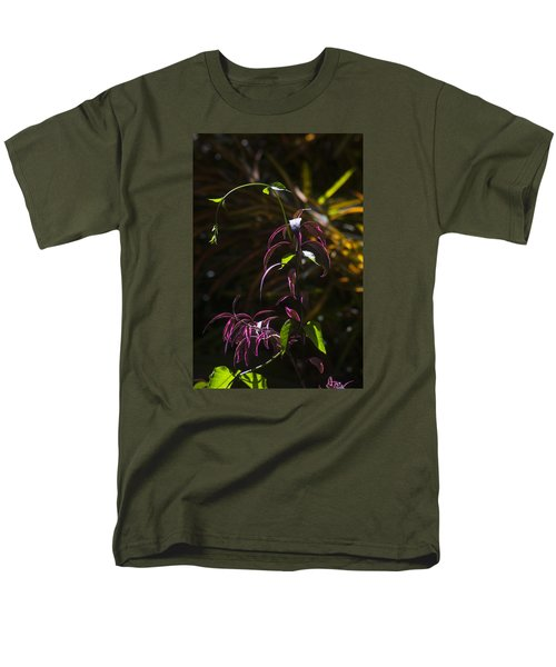 Tropical Mix Men's T-Shirt  (Regular Fit) by Morris  McClung