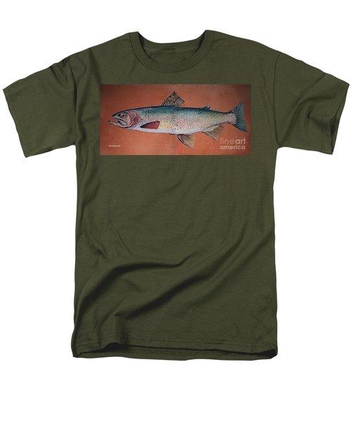 Trout Men's T-Shirt  (Regular Fit)
