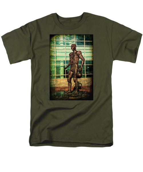 Tundra Titan Men's T-Shirt  (Regular Fit) by Trey Foerster