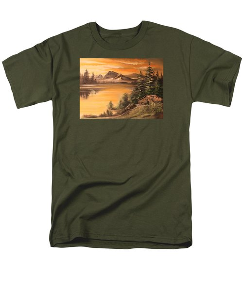 Twilight Men's T-Shirt  (Regular Fit) by Remegio Onia