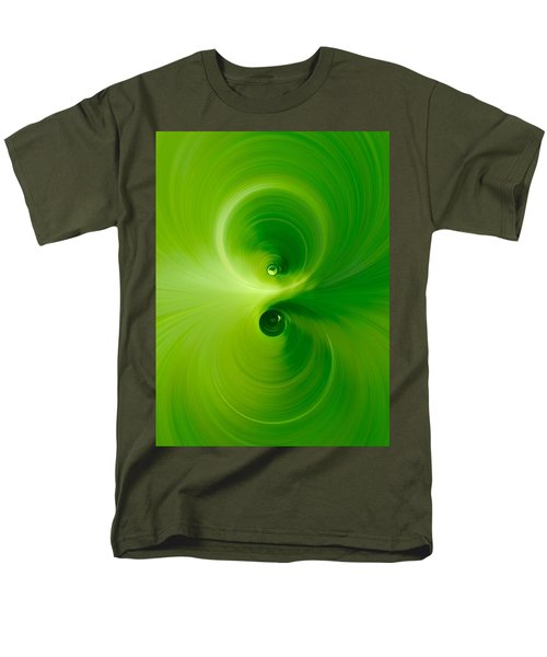 Twist Men's T-Shirt  (Regular Fit) by Andre Brands