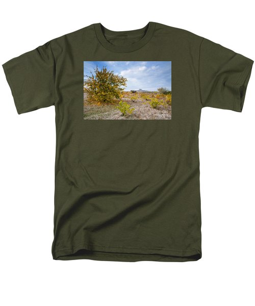 Men's T-Shirt  (Regular Fit) featuring the photograph Uchisar by Yuri Santin