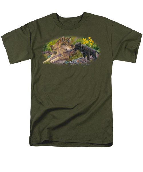 Unconditional Love Men's T-Shirt  (Regular Fit)