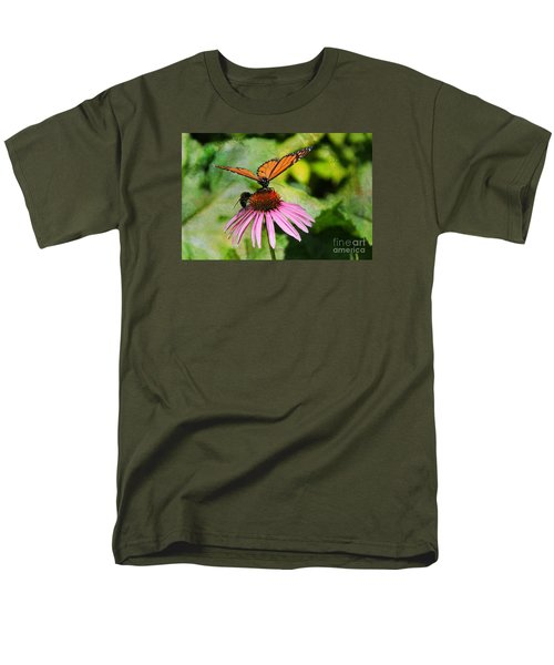 Under My Wing Men's T-Shirt  (Regular Fit) by Yumi Johnson