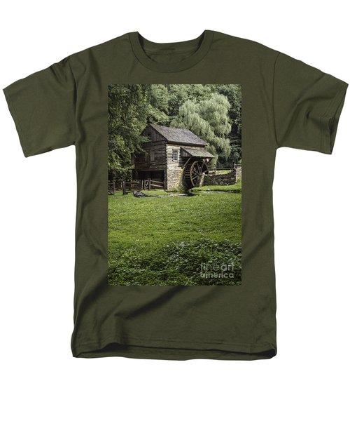 Untitled Cuttalossa V Men's T-Shirt  (Regular Fit) by Debra Fedchin